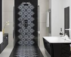 Salle de bains sur mesure haute couture