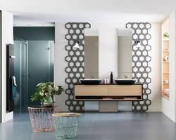 Salle de bains design pour suite parentale